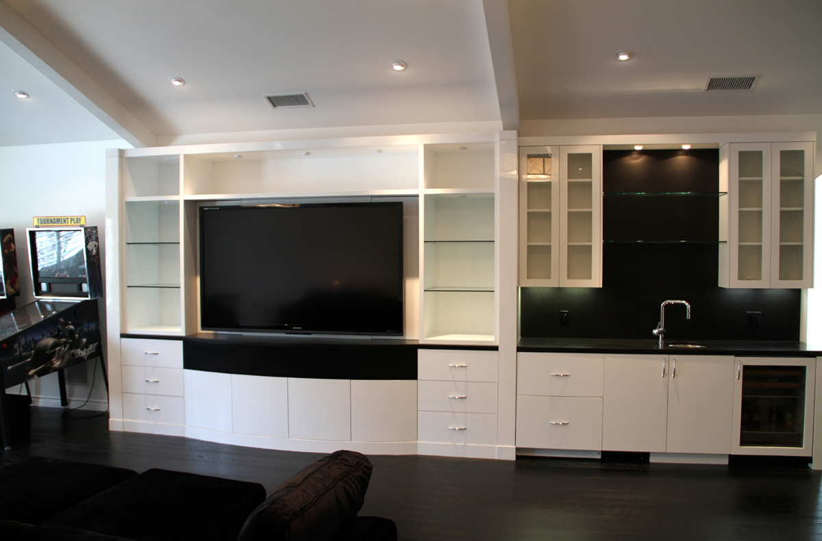 Custom Home Theater Cabinetry And Entertainment Cabinets From Doopoco Enterprises Fine Cabinetry