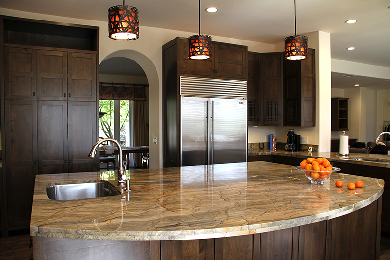 lovely Kitchen Cabinets Southern California #6: Custom Kitchen Cabinets in Southern California from Doopoco Enterprises Fine Cabinetry