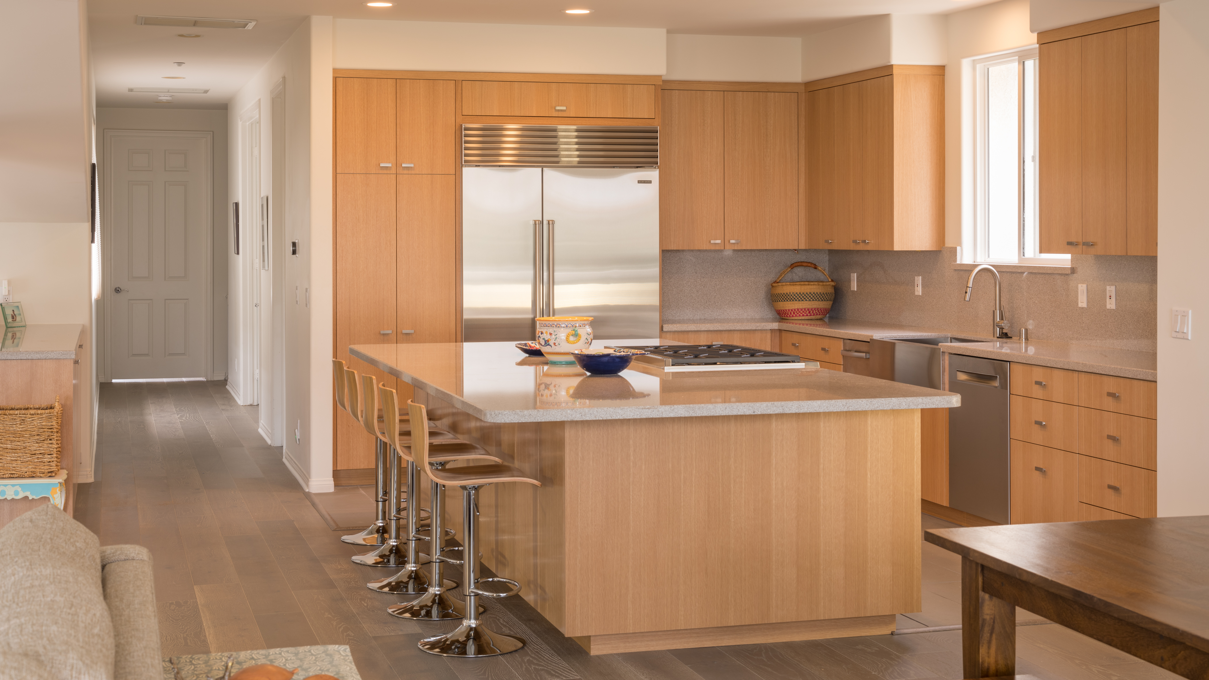 Oxnard Beach House Custom Kitchen Remodel | Doopoco Enterprises